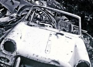 Auto szrot samochodów