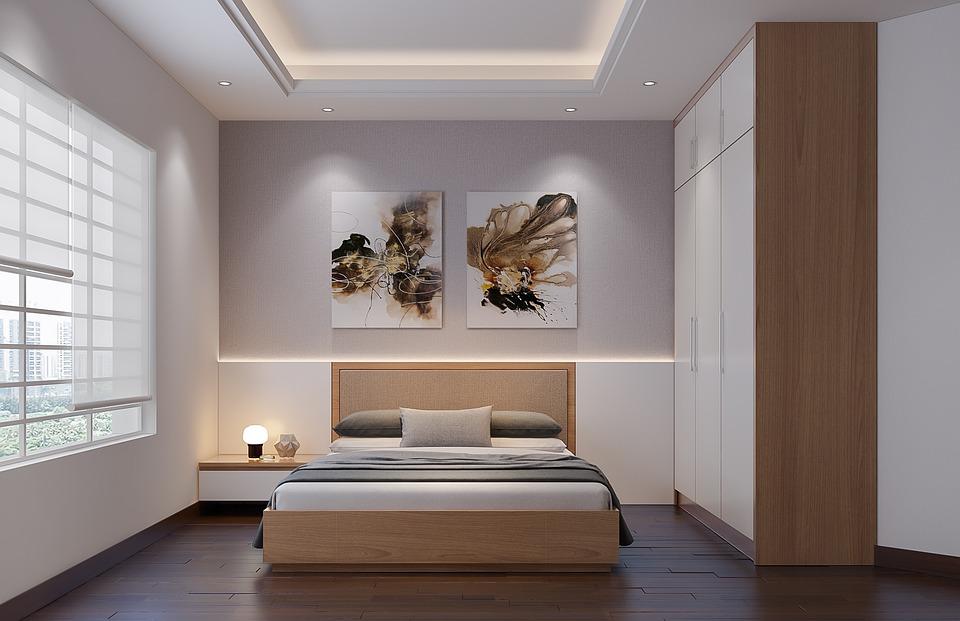 meble na wymiar - sypialnia