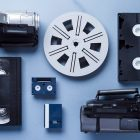 Przegrywanie filmów 8mm na dvd