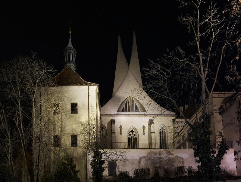 oświetlenie kościołów