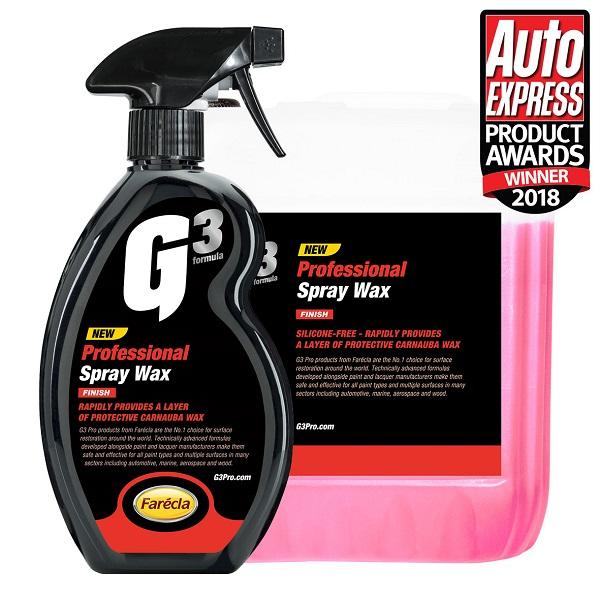wosk samochodowy